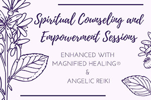 spiritual counseling and empowerment